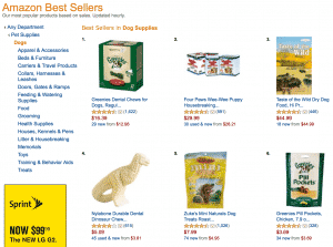 dog supplies best sellers