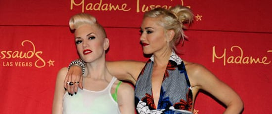 Gwen Stefani Wax Figure Unveiled At Madame Tussauds Las Vegas