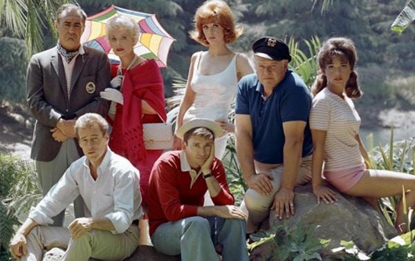 The castaways of Giligan's Island