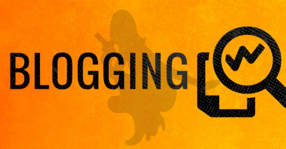 Blogging category