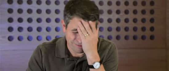 Matt Cutts Facepalm